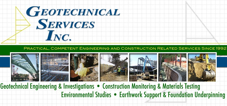Geotechnical Services, Inc. - Geotechnical Engineering & Construction Testing